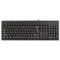 A4-Tech Km-720 Q-Tr Ps/2 Siyah Standart Klavye