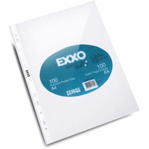 Exxo Eco Poşet Dosya 100 Lü