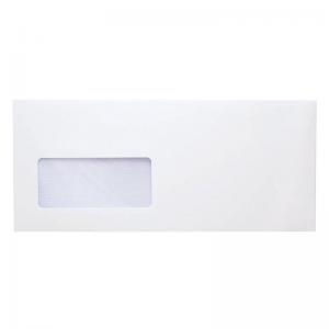 Asil Diplomat Zarf Silikonlu Pencereli 105x240 110 g 500'lü